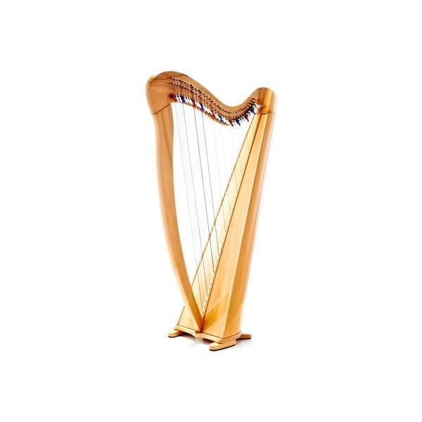 Harpa Roth & Junius RJCH-34NB Celtic