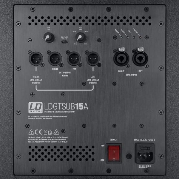 LD Systems GT SUB 15 A - LD Systems GT SUB 15 A