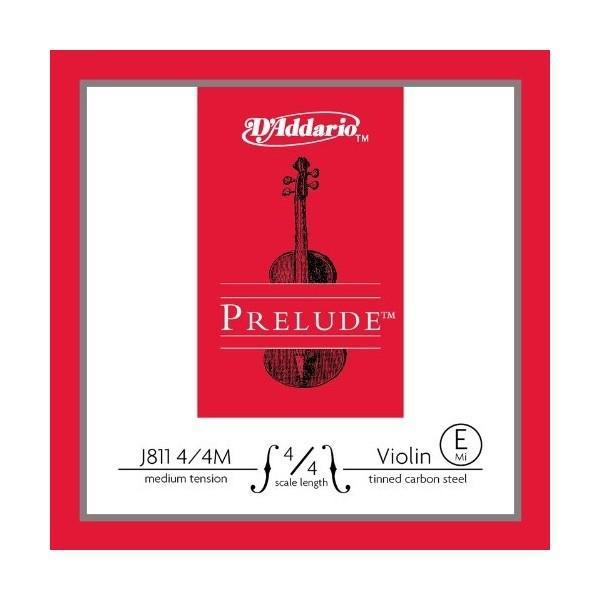 Coarda RE Vioara D'Addario Prelude J813 4/4M