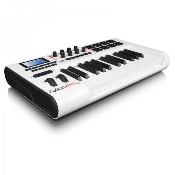CLAVIATURA MIDI M-AUDIO AXIOM PRO 25