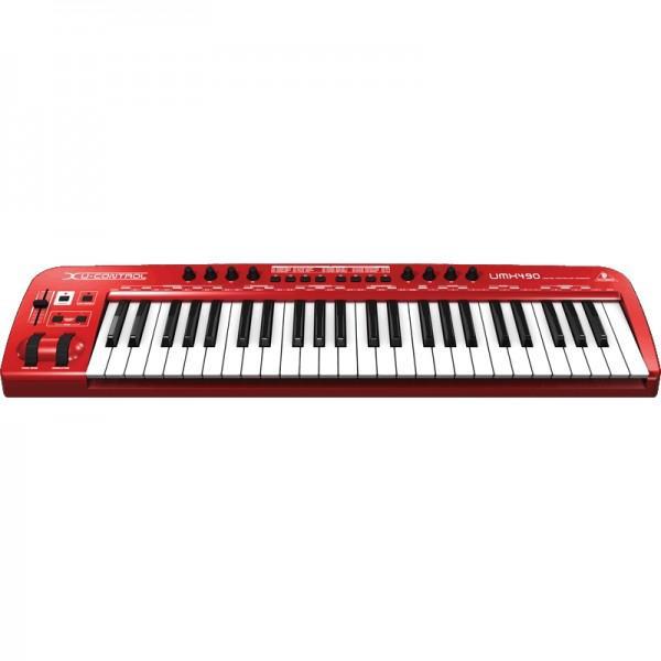 CLAVIATURA MIDI BEHRINGER U-CONTROL UMX490