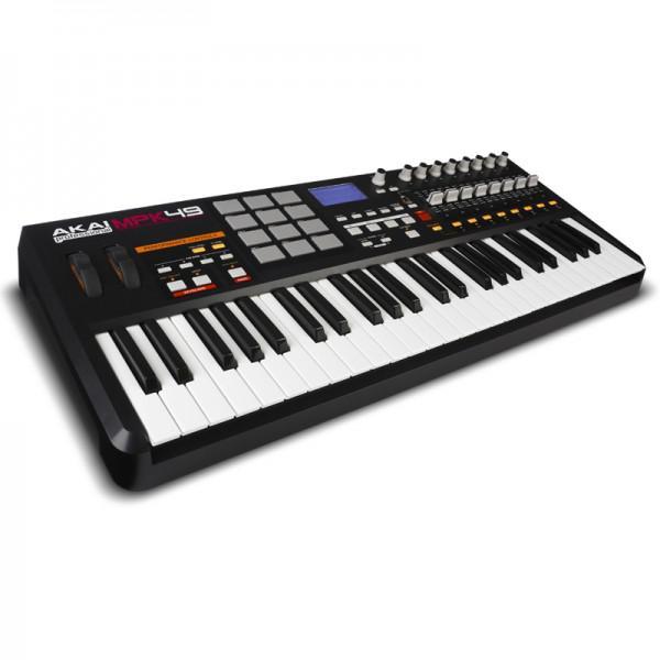 CLAVIATURA MIDI AKAI MPK49