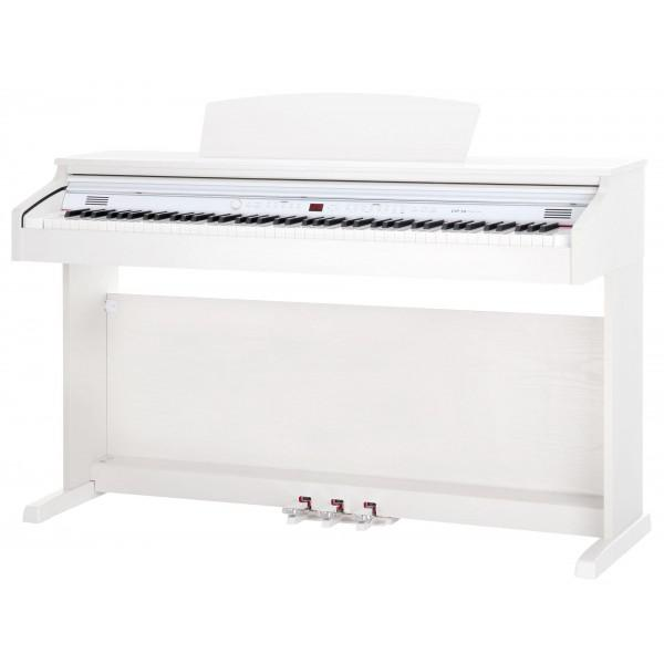 Classic Cantabile DP-50 WM E-Piano White Matt