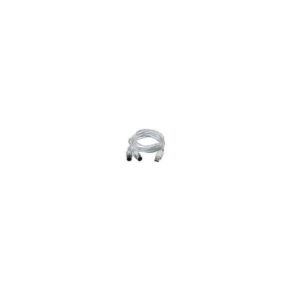 CABLU MIDI-MIDI-USB