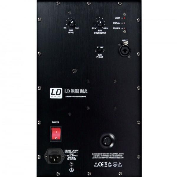 Subwoofer Activ LD-Systems SUB88 A - Subwoofer Activ LD-Systems SUB88 A