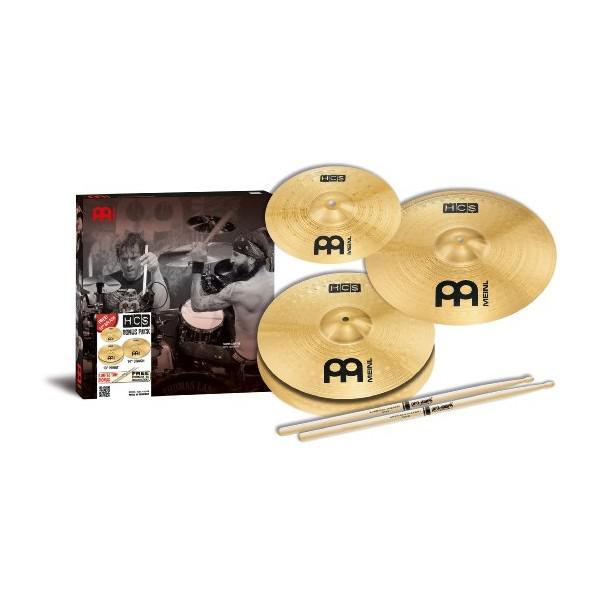 Set Cinele Meinl HCS Cymbal