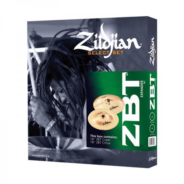SET CINELE ZILDJIAN ZBT EXPANDER BOXSET