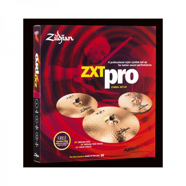 SET CINELE ZILDJIAN ZXT PRO BOX SET
