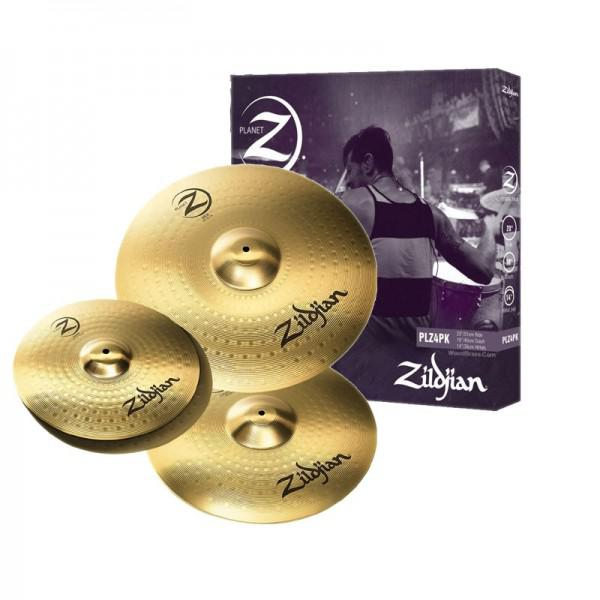 SET CINELE ZILDJIAN PLANET Z SET 4 CINELE