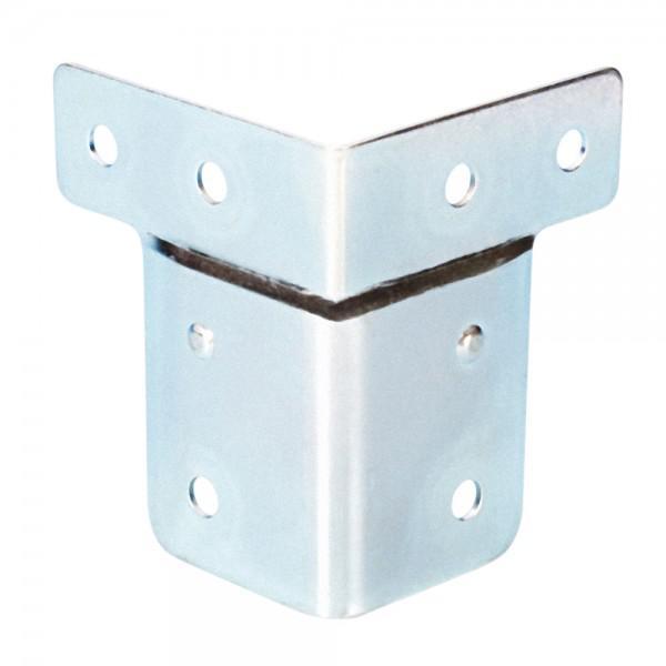 Coltar Adam Hall 40404 - 60x50 pentru Sina de Aluminiu 6110