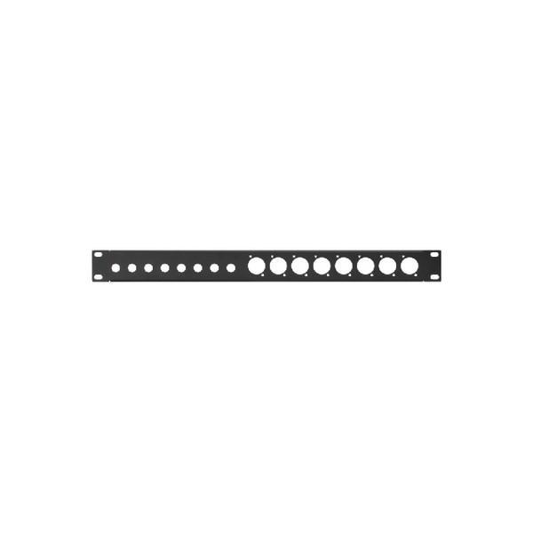 Panou Rack (gauri  6.3mm jack, jack XLR (seria P))