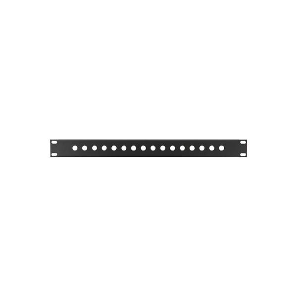 Panou Rack (gauri 16 x 6.3mm jack)
