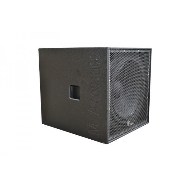 Subwoofer Pasiv M-Acoustics M18600 - Subwoofer Pasiv M-Acoustics M18600