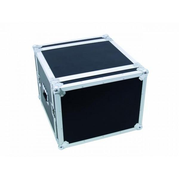 Rack Amplificatoare Anti-Shock 8U + Capace