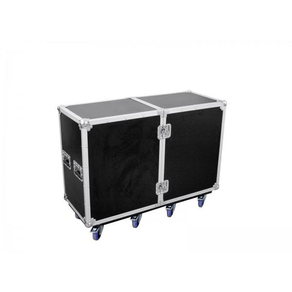 ROADINGER Universal-Roadie-Case Double Drawer DD-2 - ROADINGER Universal-Roadie-Case Double Drawer DD-2