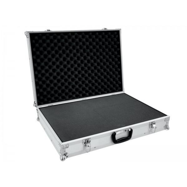 Case universal ROADINGER FOAM, negru, GR-2 aluminiu
