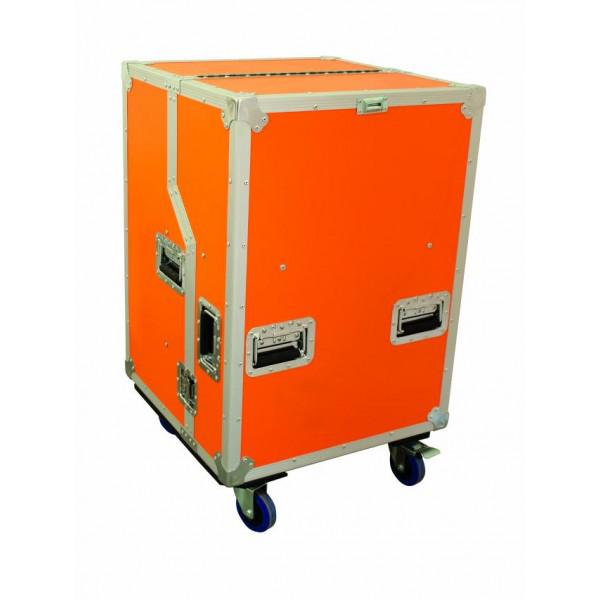 Transport case for emergency tools