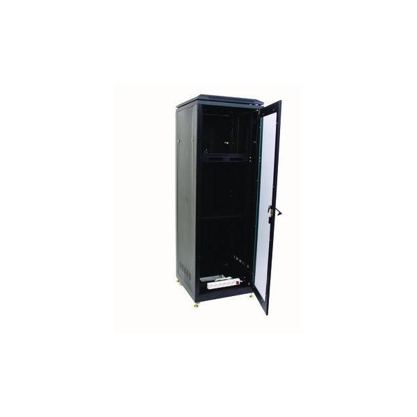 Rack pentru instalatii 35 U - cu usa