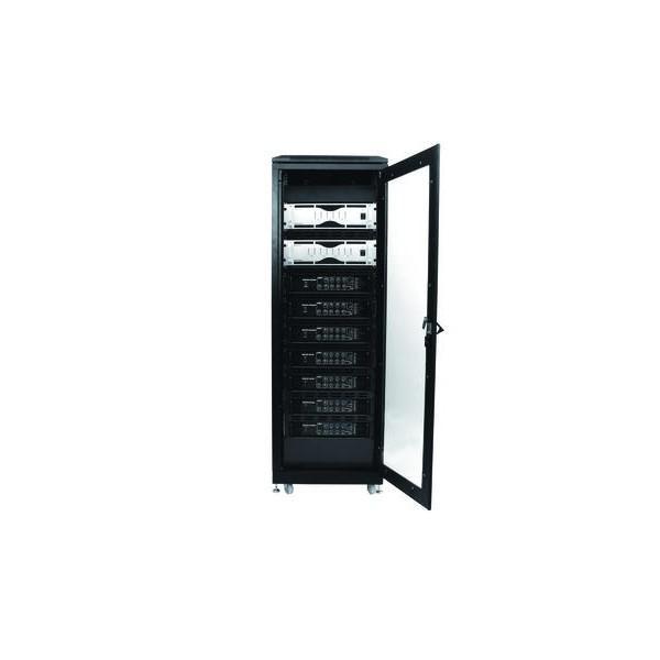 Rack pentru instalaltii 40 U - cu usa