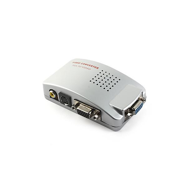 Convertor VGA la Video si S-Video