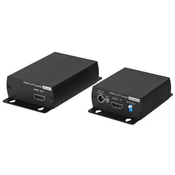 HDEXT-600 Monacor Convertor Video