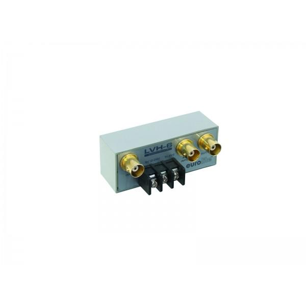 EUROLITE  LVH-6 Automatic video switch