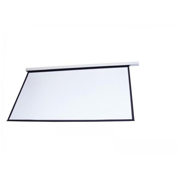 EUROLITE Motor projection screen 4:3,300x220