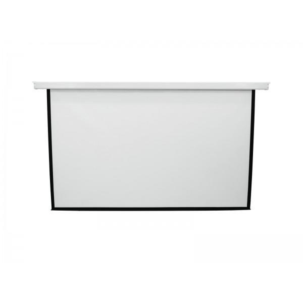 EUROLITE Motor projection screen 4:3, IR 3,6m x 2,7m