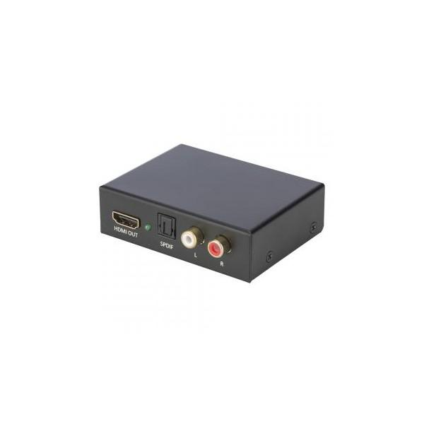 CARDINAL DVM HDMI® 7.1 Audio Extractor DVM HDT Audex