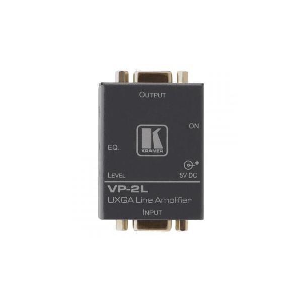 KRAMER, amplificator, IN: HD-15 | OUT: HD-15