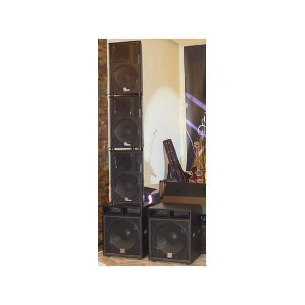 Sub-Woofer pasiv M-Acoustics S18 - Sub-Woofer pasiv M-Acoustics S18