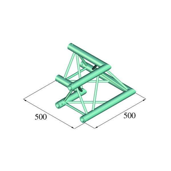 ALUTRUSS TRILOCK 6082AC-21 - Unghi 90┬░