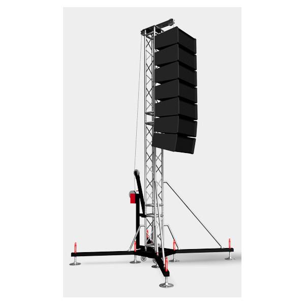 Alustage PA Tower 650-5.5