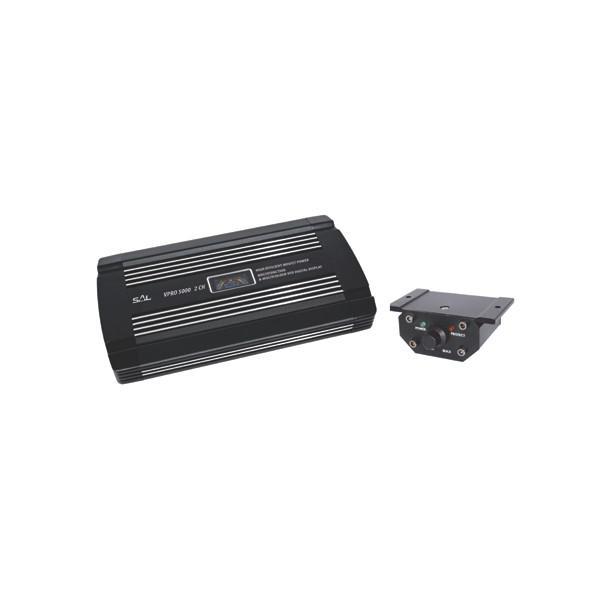 Ampllificator auto 2 canale VPRO 5000