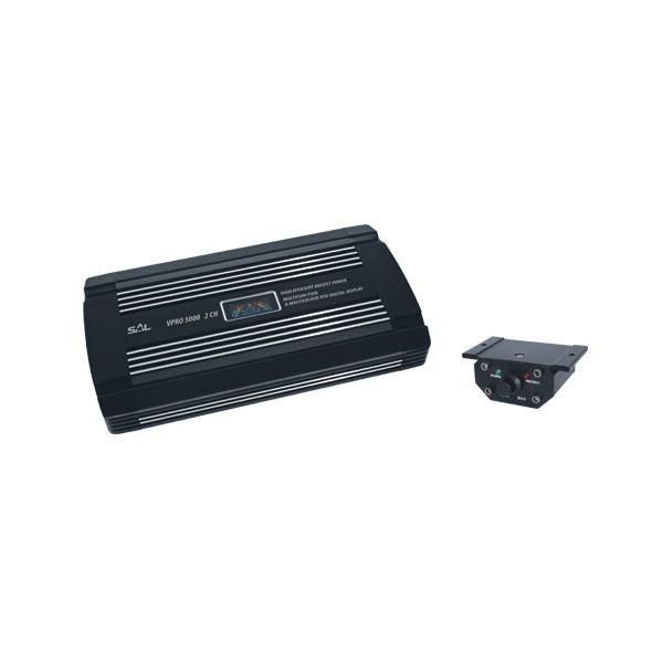 Ampllificator auto 2 canale VPRO 9000