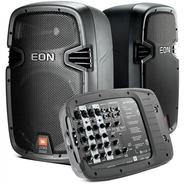 JBL EON 210P - Sistem PA portabil