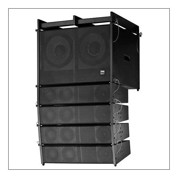 SISTEM LINE ARRAY STAGE LINE L-RAY/2000