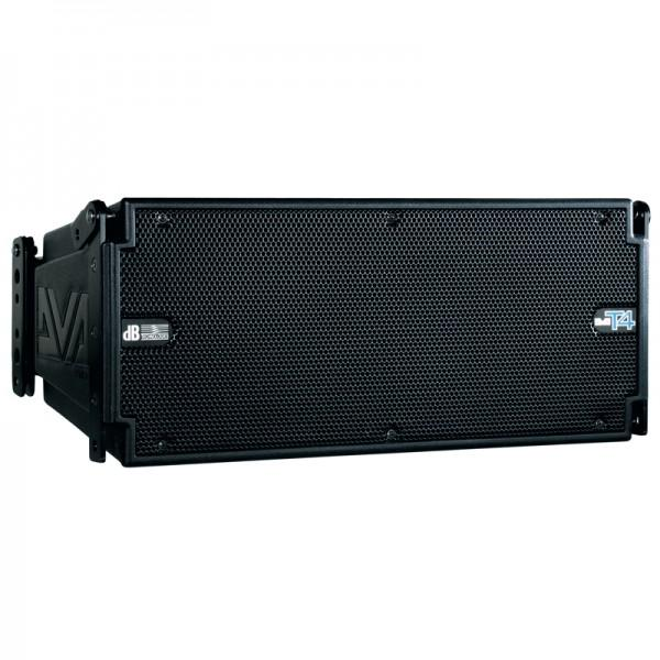 BOXA ACTIVA DB TECHNOLOGIES DVA T4