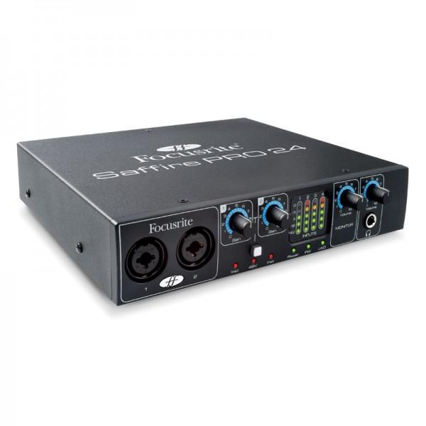 Interfata Audio Focusrite Saffire PRO 24