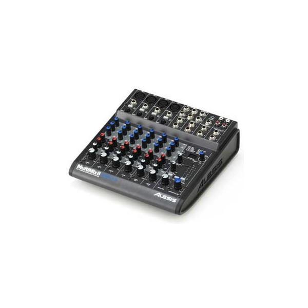 Interfata Audio ALESIS MULTIMIX 8 USB 2.0