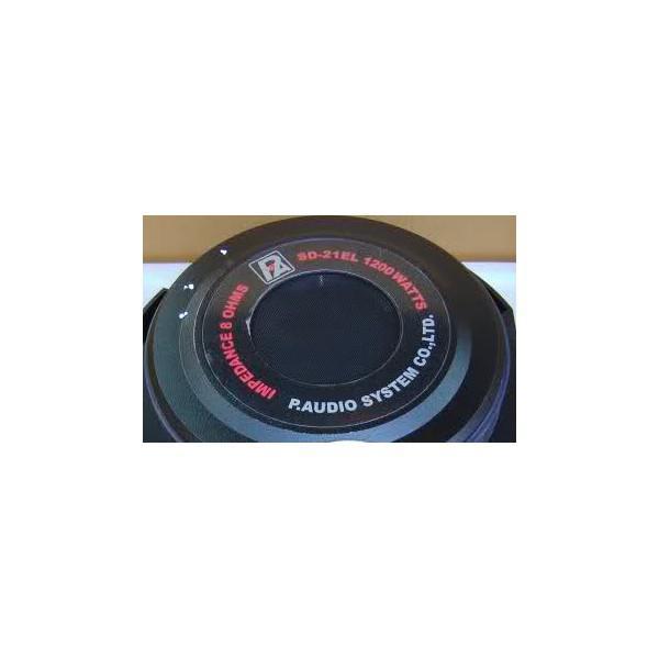 P-audio SD21EL - P-audio SD21EL