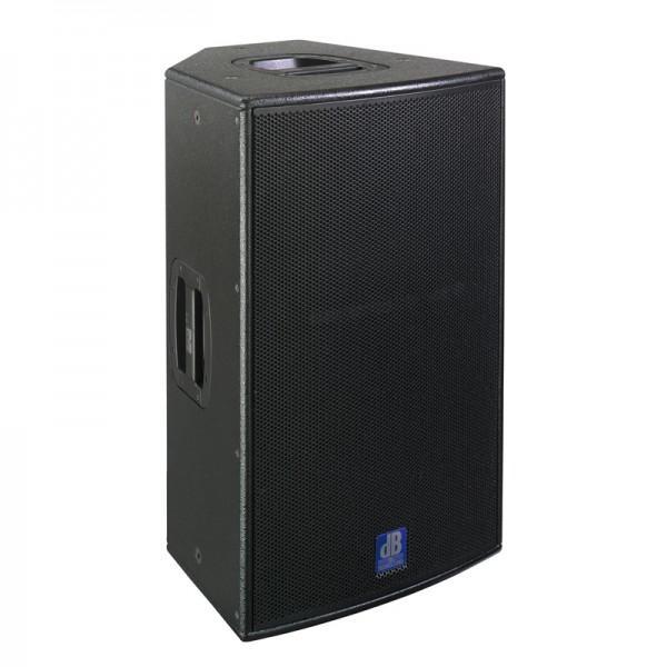 BOXA ACTIVA DB TECHNOLOGIES FLEXSYS F15