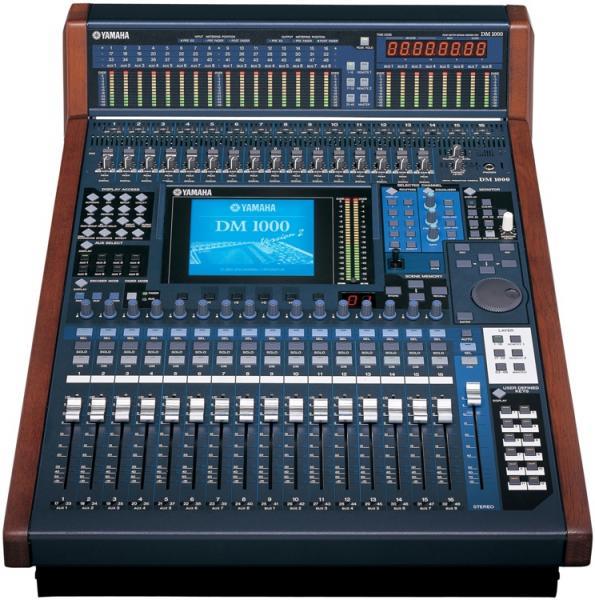 Yamaha DM 1000VCM-ProMuzicShow