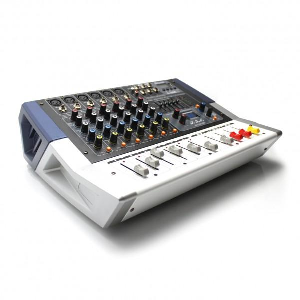 MIXER AMPLIFICAT-DSE MIX60USB
