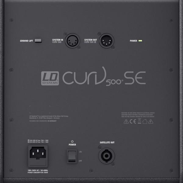 LD Systems CURV 500 PES - LD Systems CURV 500 PES