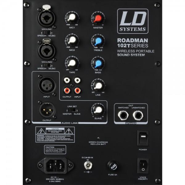 LD Systems Roadman 102 BPH - LD Systems Roadman 102 BPH