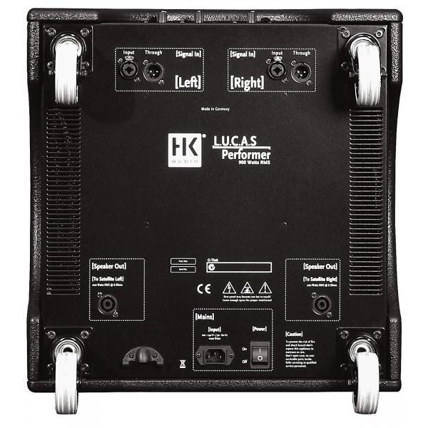 HK Audio LUCAS Performer Sistem - HK Audio LUCAS Performer Sistem
