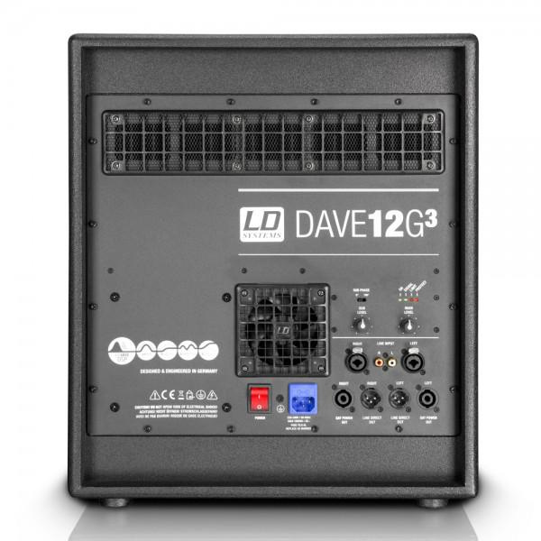 Sistem LD SYSTEMS DAVE 12 G3 - Sistem LD SYSTEMS DAVE 12 G3