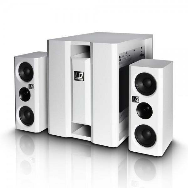 Sistem LD SYSTEMS DAVE 8 XS WHITE