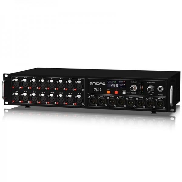 Stage Box Midas DL16